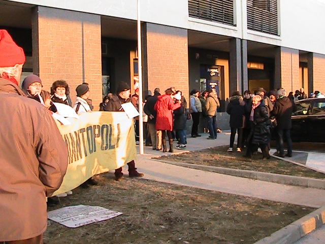 BIOCIDIO: PROTESTA E SENSIBILIZZAZIONE