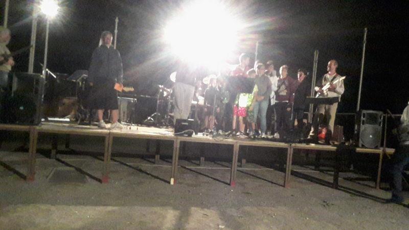 FESTA DELLE CONTRADE: COLORATA MA NON TROPPO