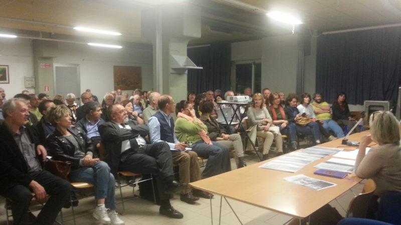 COMITATO SPONTANEO: LE CONSIDERAZIONI SULL'INCONTRO DELL'8 MAGGIO