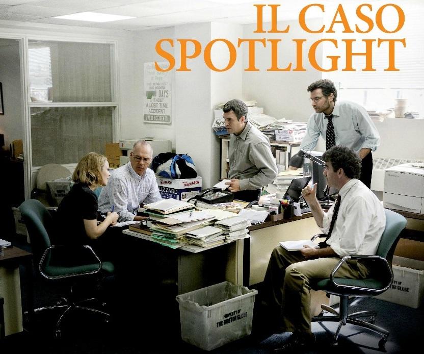 Opinioni al cinema: IL CASO SPOTLIGHT